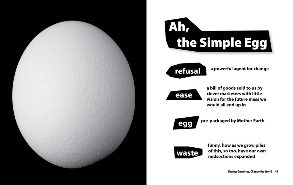 The Simple Egg
