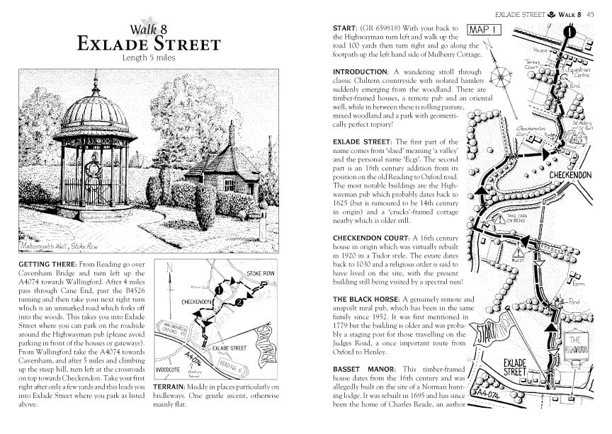 thames valley illus walks